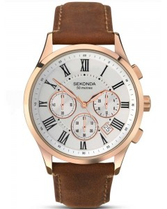 Sekonda Gents Chronograph Watch 1144