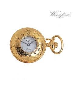 Woodford Half Hunter Pendant Watch 1216