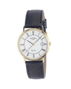 Rotary Gents 18ct Gold Watch GS11876/01