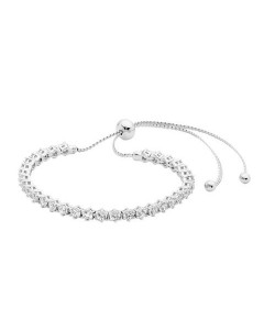 Georgini Sterling Silver CZ Tennis Adjustable Bracelet B129