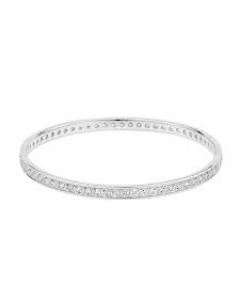 Georgini Sterling Silver Cubic Zirconia Bangle BAN20W