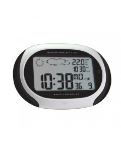 LCD Weather Forecast Clock 34347