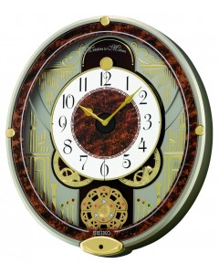 Seiko Musical Wall Clock QXM265B