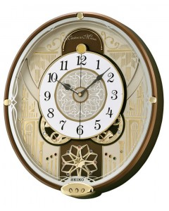 Seiko Musical Wall Clock QXM277B