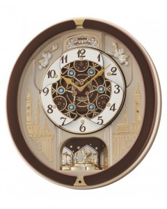 Seiko Musical Wall Clock QXM291B