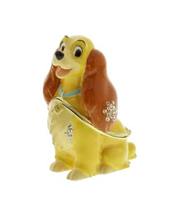 Disney Trinket Box - Lady DI115