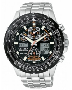 Citizen Gents Eco-Drive Skyhawk Watch JY0000-53E