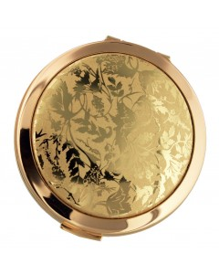 Stratton Heritage Lorelei Floral Compact ST1126
