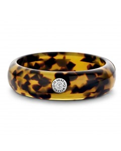 Ti Sento Wide Tortoise Shell Bangle 2788RT
