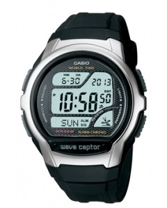 Casio Gents Waveceptor Watch WV-58U-1AVES