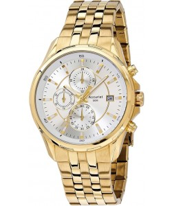 Accurist Gents Chronograph Watch MB933S