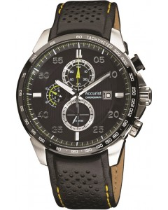 Accurist Gents Chronograph Watch MS1028Y