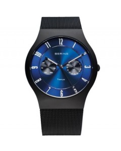 Bering Gents Titanium Watch 11939-078