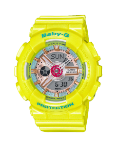 Casio Ladies Baby-G Chronograph Watch BA-110CA-9AER
