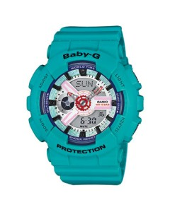 Casio Ladies Baby-G Watch BA-110SN-3AER
