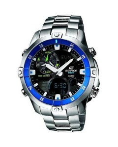 Casio Gents Edifice Chronograph Watch EMA-100D-1A2VEF