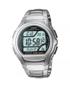 Casio Gents Wave Ceptor Chronograph Watch WV-58DU-1AVES
