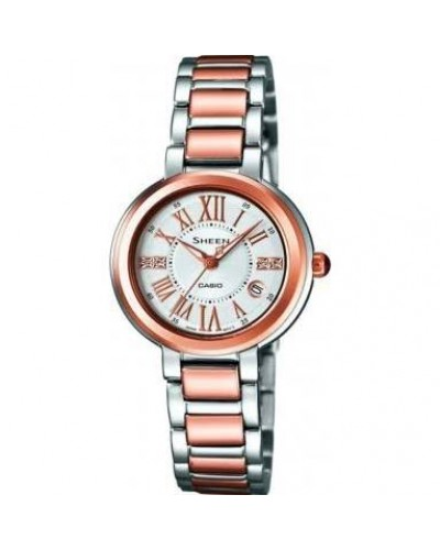 Casio Ladies Sheen Watch SHE-4029SGA-7AUDR