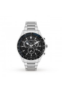 Citizen Gents Eco-Drive Chronograph Watch AT2381-59E