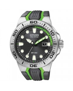 Citizen Gents Eco-Drive Scuba Fin Watch BN0090-01E