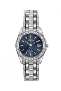 Citizen Ladies Eco-Drive Silhouette Watch EW2350-54L