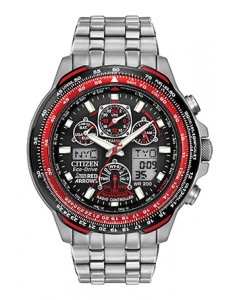 Citizen Gents Eco-Drive Red Arrows Skyhawk Watch JY0110-55E