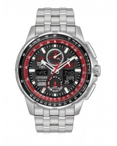 Citizen Gents Eco-Drive Red Arrows Skyhawk A-T Watch JY8059-57E