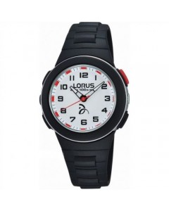 Lorus Novak Djokovic Foundation Black Watch R2365KX9