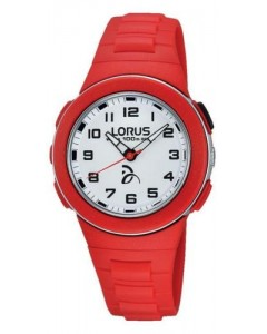 Lorus Novak Djokovic Foundation Red Watch R2369KX9