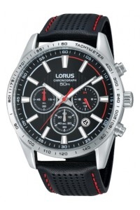 Lorus Gents Chronograph Watch RT301DX9