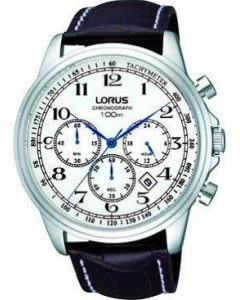 Lorus Gents Chronograph Watch RT313CX9