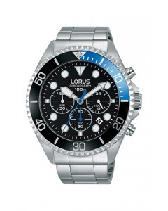 Lorus Gents Chronograph Watch RT315GX9