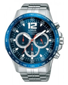Lorus Gents Chronograph Watch RT317EX9