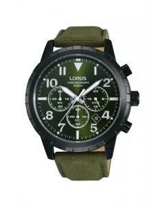 Lorus Gents Chronograph Watch RT337FX9