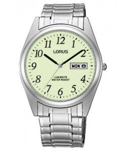 Lorus Gents Lumibrite Watch RXN29BX9