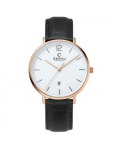 Obaku Gents Toft Coal Watch V181GDVWRB