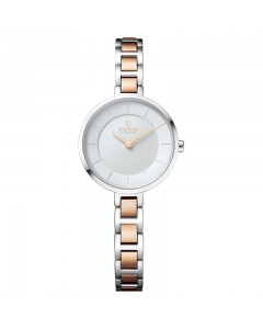 Obaku Ladies Vind Peach Watch V183LXCISC