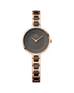 Obaku Ladies Vind Coffee Watch V183LXVNSV