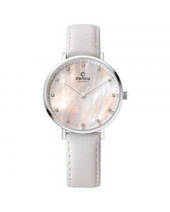Obaku Ladies Vest Snow Watch V186LXCPRW