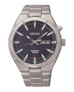 Seiko Gents Kinetic Watch SMY149P1
