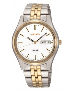 Seiko Gents Solar Watch SNE032P1
