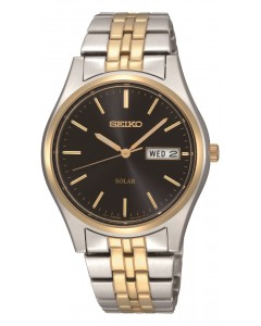 Seiko Gents Solar Watch SNE034P1