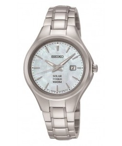 Seiko Ladies Solar Watch SUT205P9