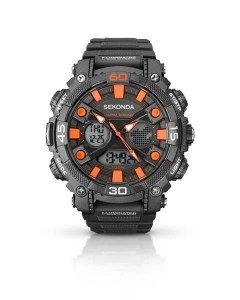 Sekonda Gents Digital Chronograph Watch 1037