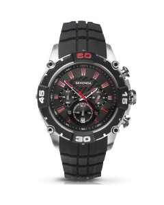 Sekonda Gents Chronograph Watch 3489