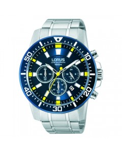 Lorus Gents Chronograph Watch RT357DX9