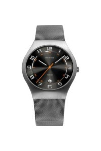 Bering Gents Titanium Watch 11937-007