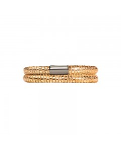 Endless JLO Gold Reptile Double Bracelet 1001-38