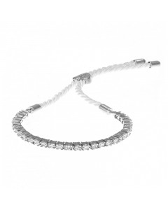 Espree Fashion CZ Draw String Bracelet 1804