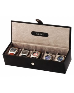 Manhattan 5 Watch Box 1500